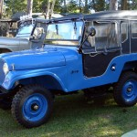 Manual do Proprietário – Jeep Willys
