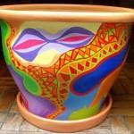 Apostila de Pintura de Vasos Cerâmicos