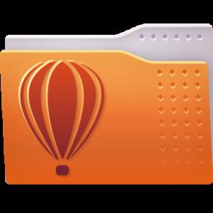 Places-folder-coreldraw-icon