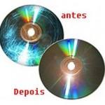 Como recuperar CDs/DVDs arranhados