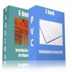 Curso de Instalação de Forros de PVC e Madeira