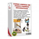 Curso de Limpeza e Manutenção de Pisos, Cerâmicas e Revestimentos