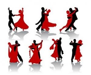 silhueta+valsa+dan--a+dance+vetor+vector