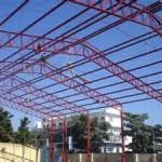 Projeto de Estrutura Metálica para Galpão