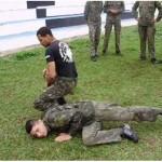 Manual de Luta, Ataque e Defesa Pessoal Militar
