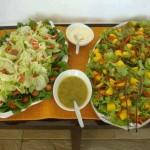 Receitas de Saladas, Molhos e Patês