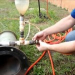 Como fazer um Carneiro Hidráulico Artesanal