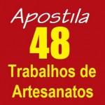 48 Trabalhos de Artesanatos