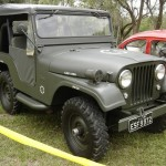 Manual de Instruções do Jeep Willys – Militar