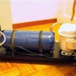 Fazendo Compressores de Ar Comprimido