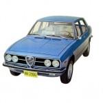Manual de uso e manutenção do Alfa Romeo 2300