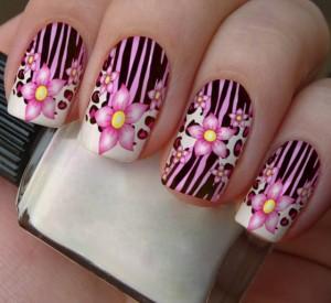 combinada floral rosa (3)
