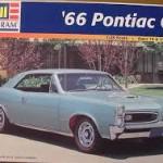 Apostila sobre Modelismo – Montagem completa Pontiac 66
